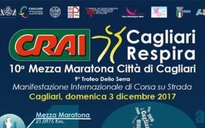 Cagliari Respira 2017 – CRAI Mezza Maratona di Cagliari