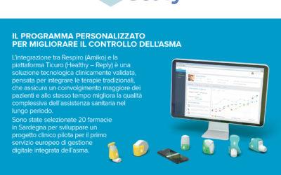 """""""Programma personalizzato per migliorare il controllo dell'asma"""""""